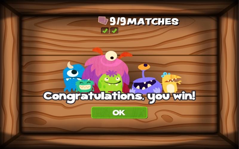 Halloween Monster Match screenshot 9