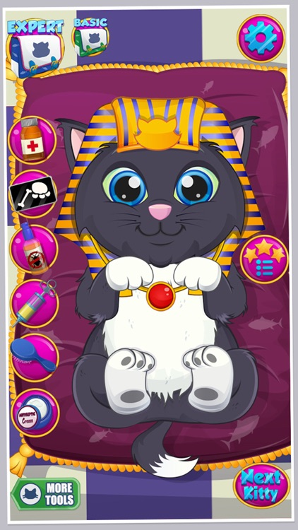 Kitten Doctor Unlocked Edition screenshot-4