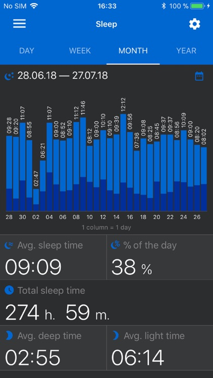 Mi Band Master screenshot-6