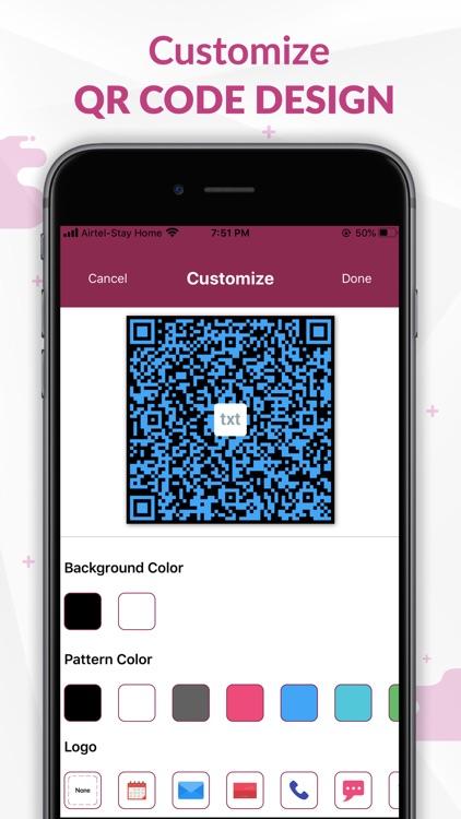 QR Code & Barcode Scanner -PRO screenshot-3