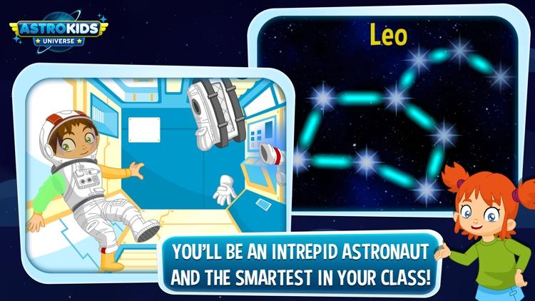 Astrokids Universe - The Space screenshot-3