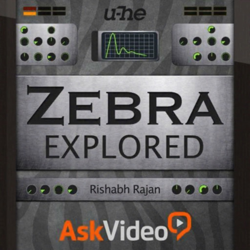Zebra Course by Ask.Video