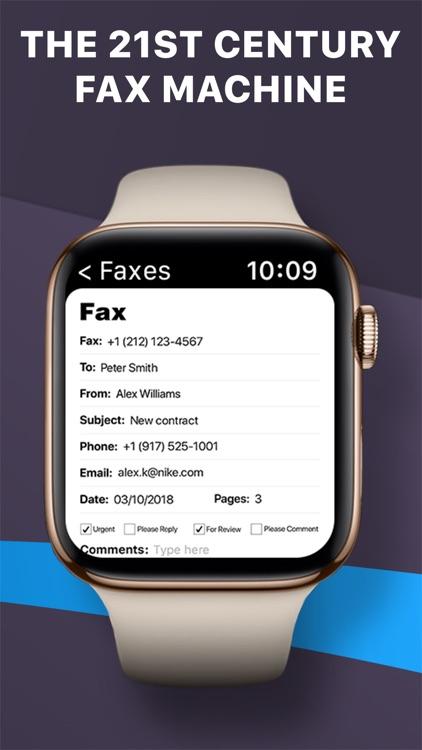 iFax fax app: Fax from iPhone screenshot-9