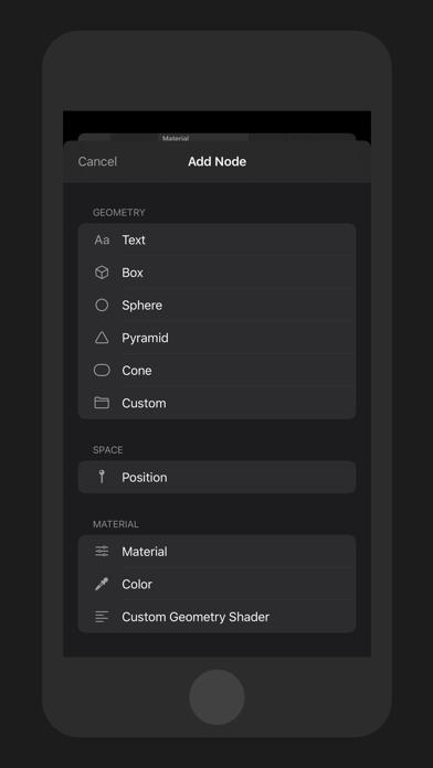 Yttrium review screenshots