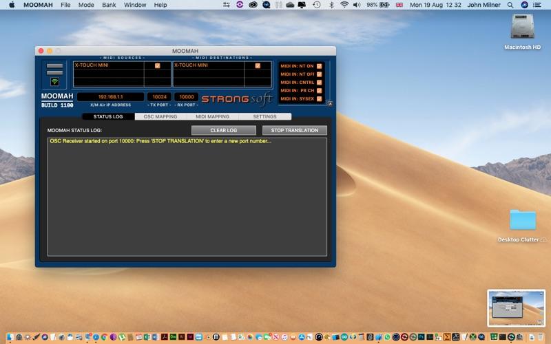 MOOMAH screenshot 5