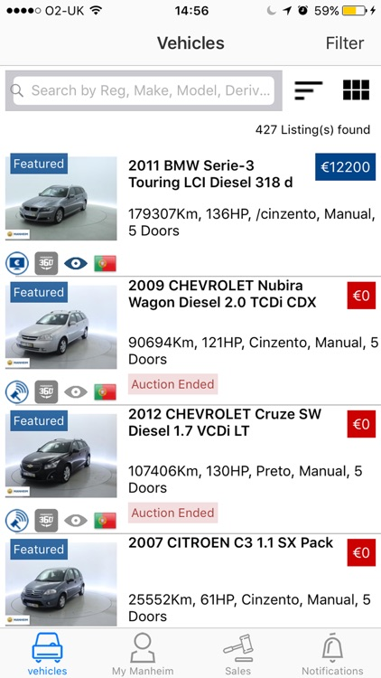 e-Manheim screenshot-2