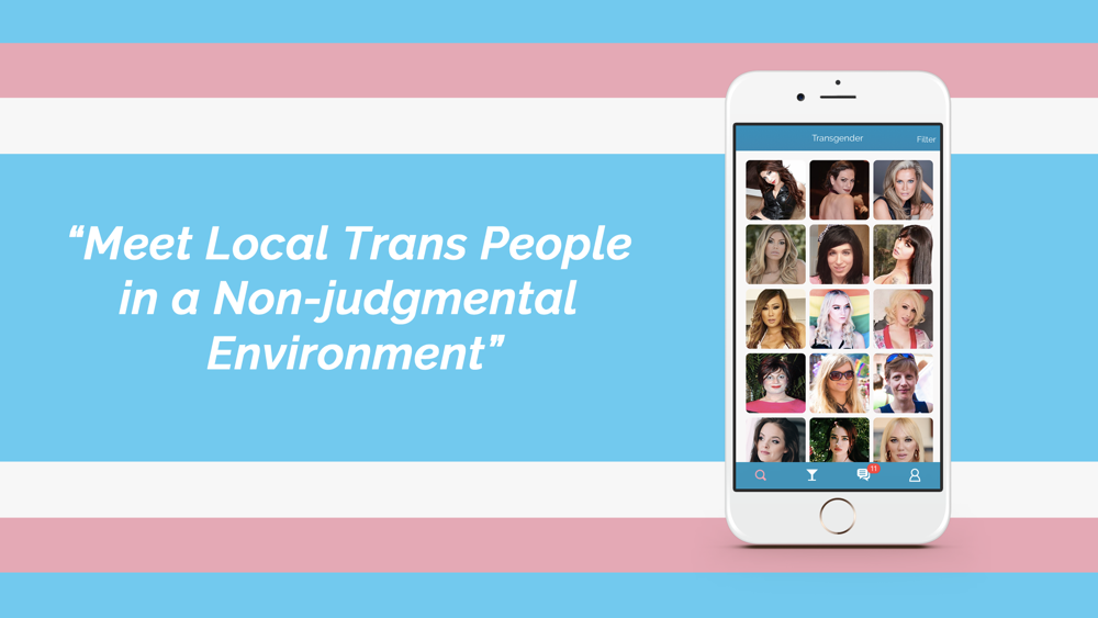 Transgender: TS & Trans Dating App for iPhone - Free