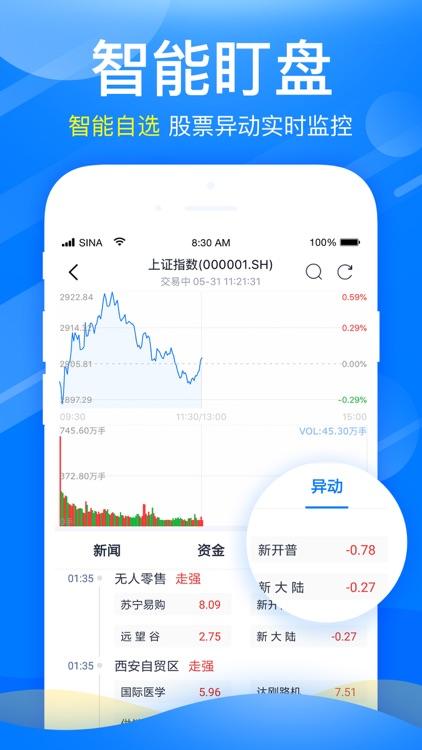 新浪会选股-优选股票财经 screenshot-3
