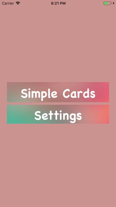 Make Visiting Cards screenshot 1
