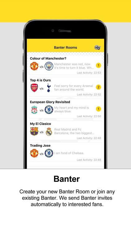 Football Fan screenshot-3