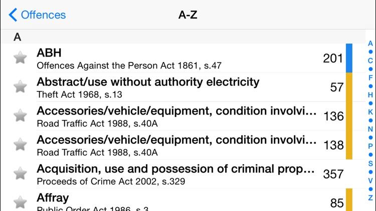 Sentencing Guidelines screenshot-4