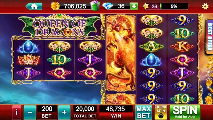 Panda Best Slots Game screenshot-4
