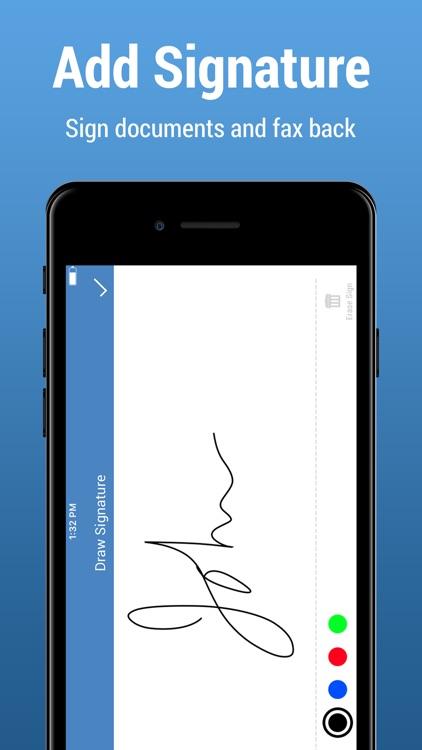 FAX.PLUS - Receive & Send Fax screenshot-4