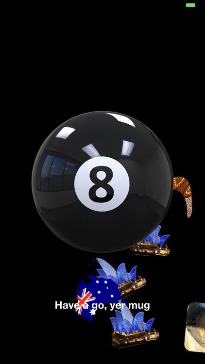 Ozzie M8 Ball screenshot-0