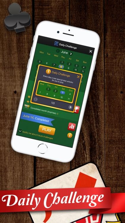 Classic Solitaire Card Game• screenshot-5