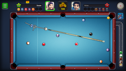 Screenshot for 8 Ball Pool™ in Mexico App Store