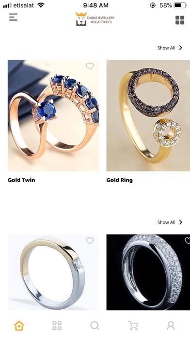 Dubai Jewelry Screenshot