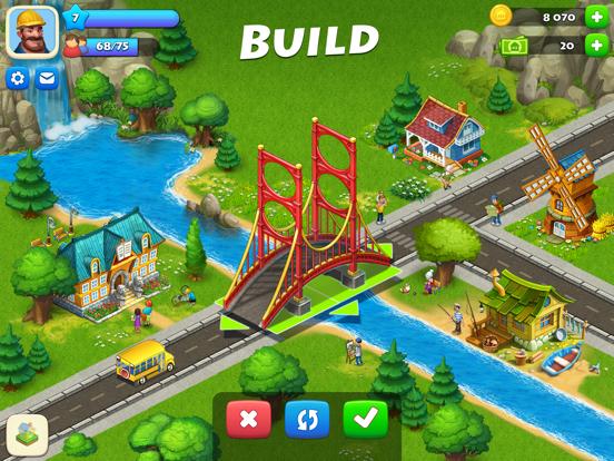 Township: Farm & City Building
