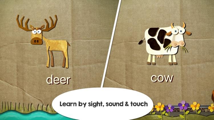 Beck and Bo - Toddler Puzzles screenshot-4
