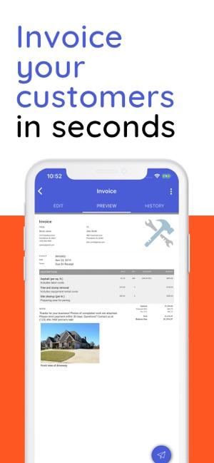 Invoice Simple Estimate Maker On The App Store