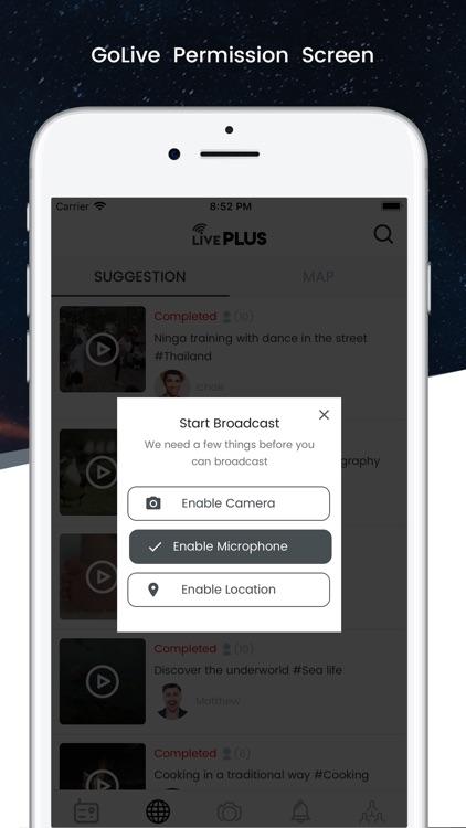 LivePlus screenshot-5