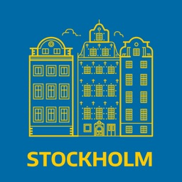 Stockholm Travel Guide Apple Watch App