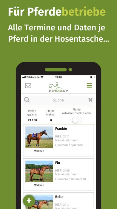 Die Pferde AppScreenshot von 6