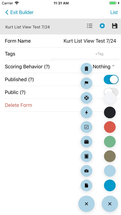 EZFORMS Mobile Forms screenshot-7