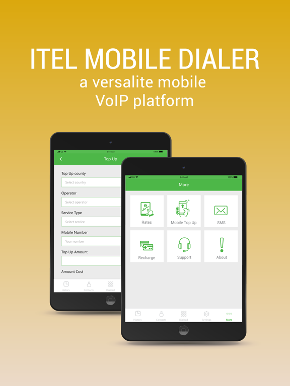 iTel Mobile Dialer  | App Price Drops