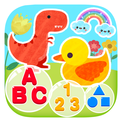Kids ABC Colors Numbers Shapes ➡ App Store Review ✅ ASO ...