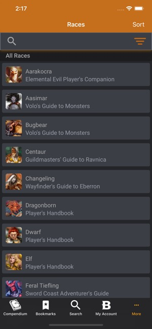 D&D Beyond on the App Store
