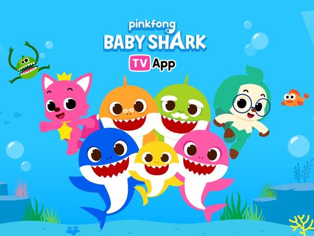Baby Shark TV: Videos for kids on the App Store