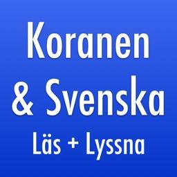 Koranen Svenska: Läs + Lyssna