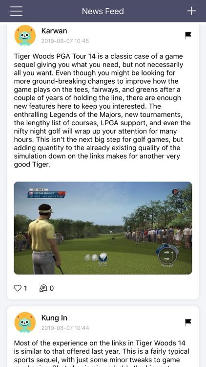 NET for - Tiger Woods PGA Tour screenshot-3