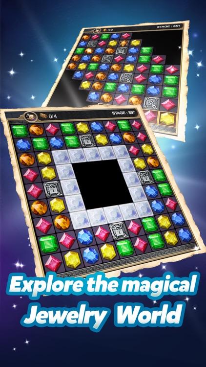 Jewelry King : Match 3 screenshot-3