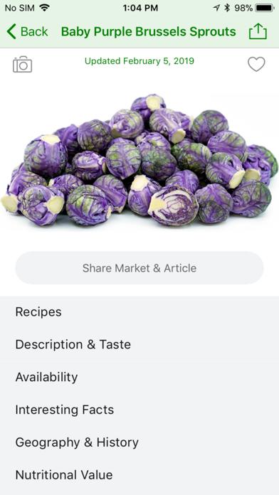 Specialty Produce Screenshot