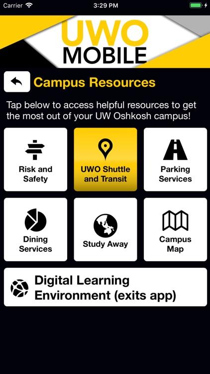 UWO Mobile screenshot-3