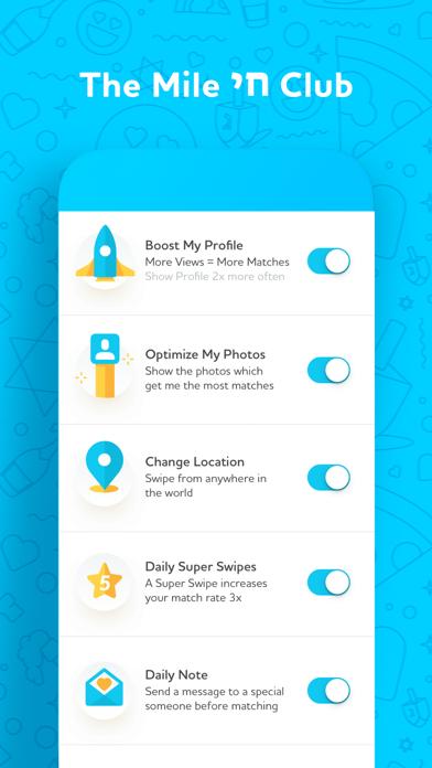 JSwipe - #1 Jewish Dating App Screenshot