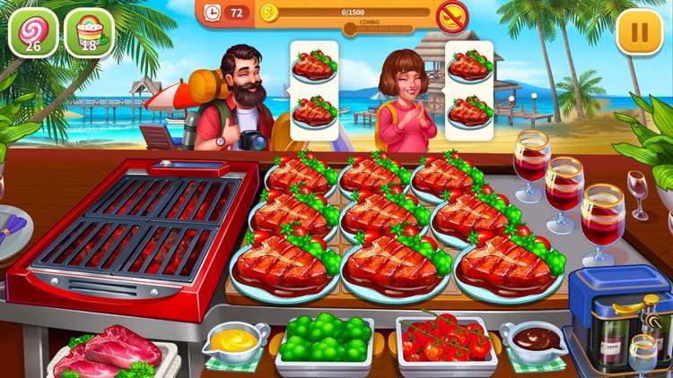 Cooking Hot Cooking Games screenshot-3
