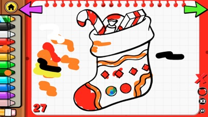 Color With Santa screenshot 5