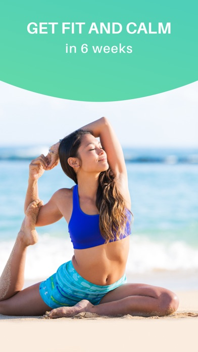 Screenshot for Yoga-Go: Weight Loss Workouts in Belgium App Store