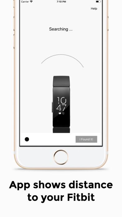 Finder for Fitbitのおすすめ画像3