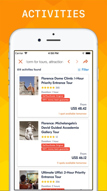 Florence Travel Guide Offline screenshot-5