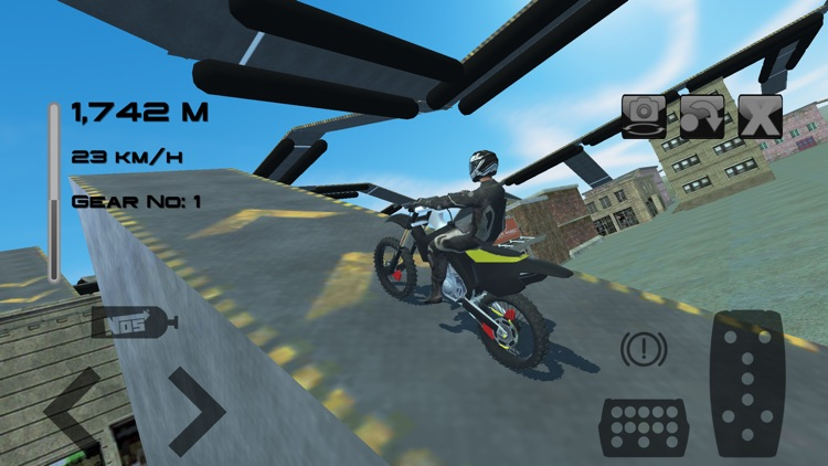 Fast Motorcycle Driver screenshot-3