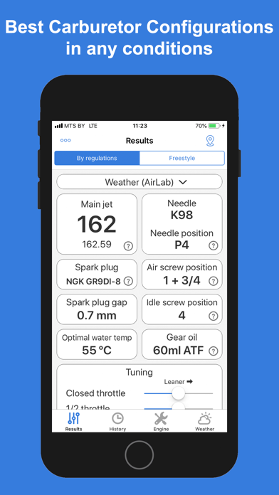 Screenshot for Jetting Rotax Max Kart in United Arab Emirates App Store
