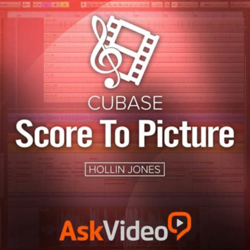 Score to Picture For Cubase