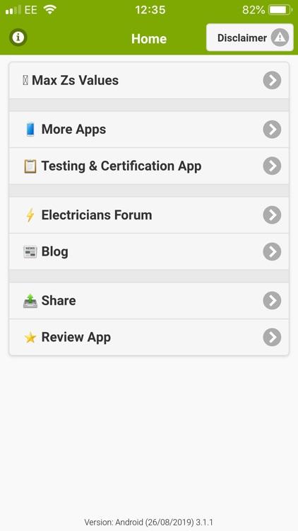 Max Zs Values screenshot-9