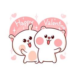 Marshmallow Coupe Valentine