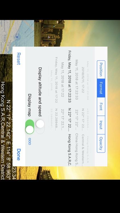 Timestamp Camera Pro screenshot-6