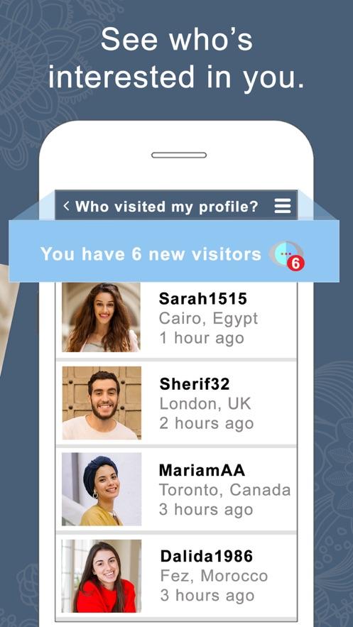 muslim dating app for iphone